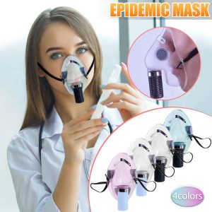 Fast Delivery Máscara Facial Outdoor Masks Adult Child Protection Filter Face Mask Mouth Protection Bandage Breathing Mask